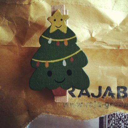 I collect xmas trees…