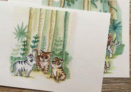"""""""Tres Tristes Tigres"""" Bambú Producciones"""