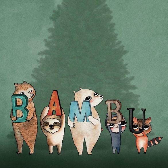 BAMBU CHRISTMAS ANIMATION