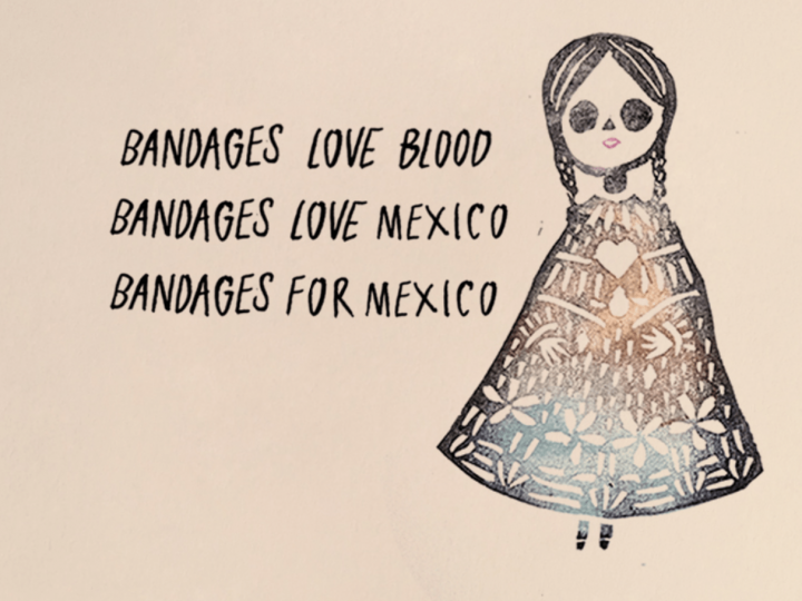Bandages for Mexico